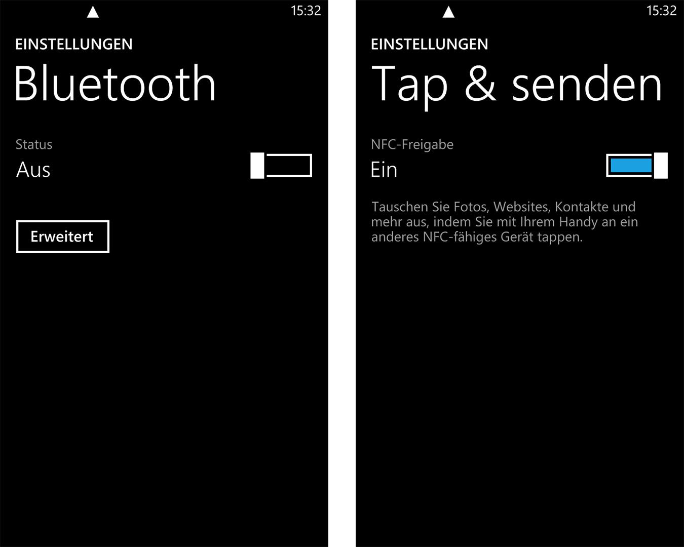 Windows-Phone---Bluetooth-NFC