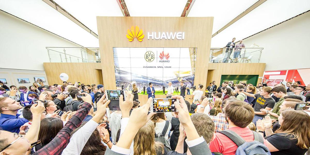 Huawei wächst in Österreich & überholt Apple