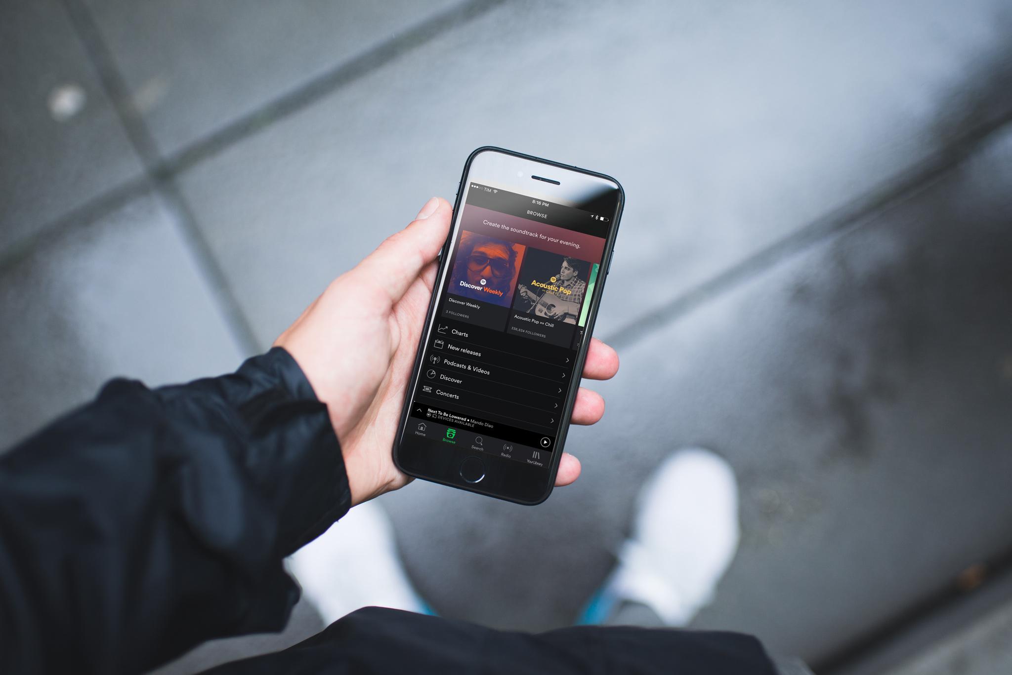 Nach Netflix: Spotify boykottiert Apples In App Purchase System